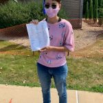 Me, when I passed my road test!
